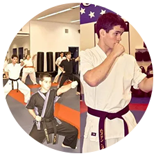 online martial arts training