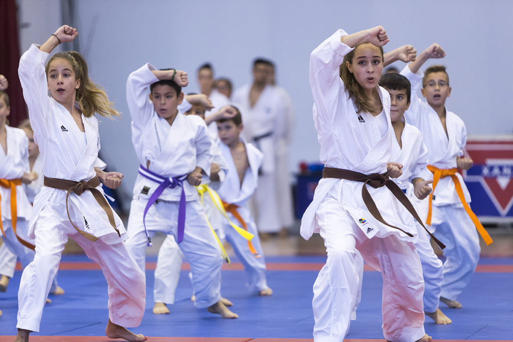 karate classes warrington